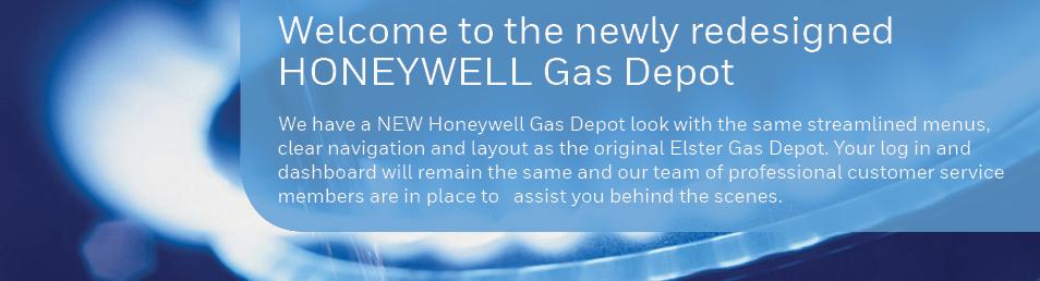 Honeywell Gas Depot