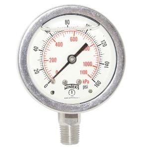 Honeywell Pressure Gauges