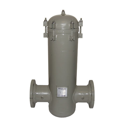 Elster gas filtration conditioning