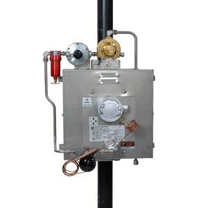 Honeywell Model 26 2603 2 40 120v Instrument Gas Heater